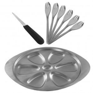 Set cuchillos de queso duo
