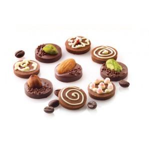 Molde tableta chocolate onzas