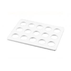 Molde tableta chocolate praline