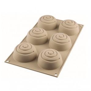 Set 5 moldes panettone 1 kg