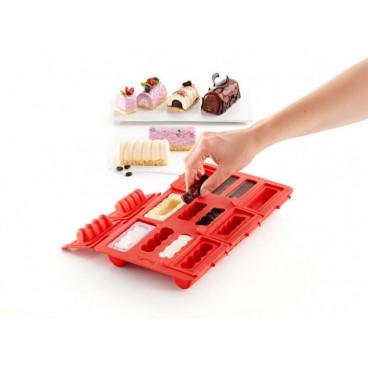Set 4 cajas para bundt cake pequeños