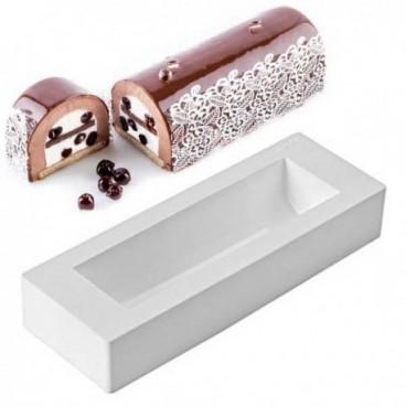 Set layer cakes rectangulares