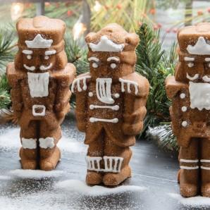 Cajas casas navidad