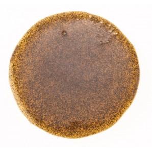Spray terciopelo marrón