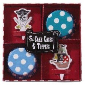 Set 3 cajitas cupcake Vintage