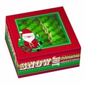 Set 55 cupcakes verdes
