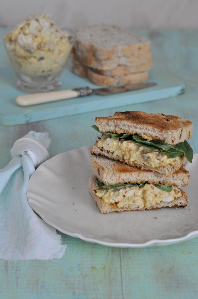 sandwich coronation