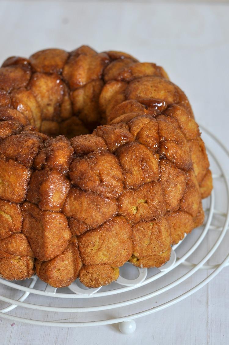 buñuelos de manzana al horno