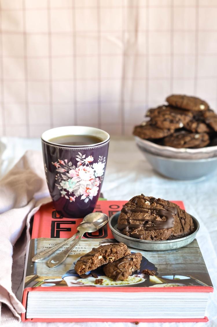 galletas chocolate y malteresers