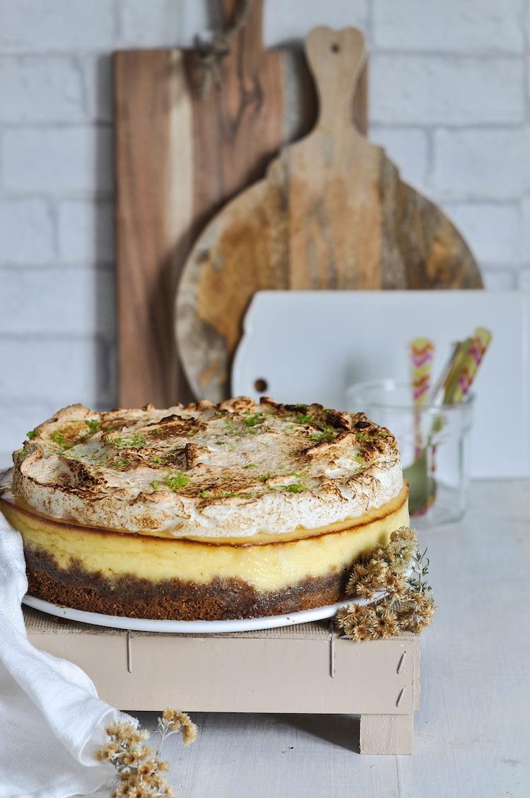 ny cheesecake jamie oliver lima y coco