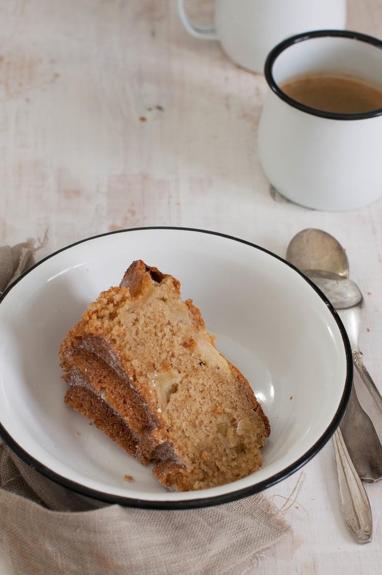 pastel de manzanas caramelizadas molde nordicware