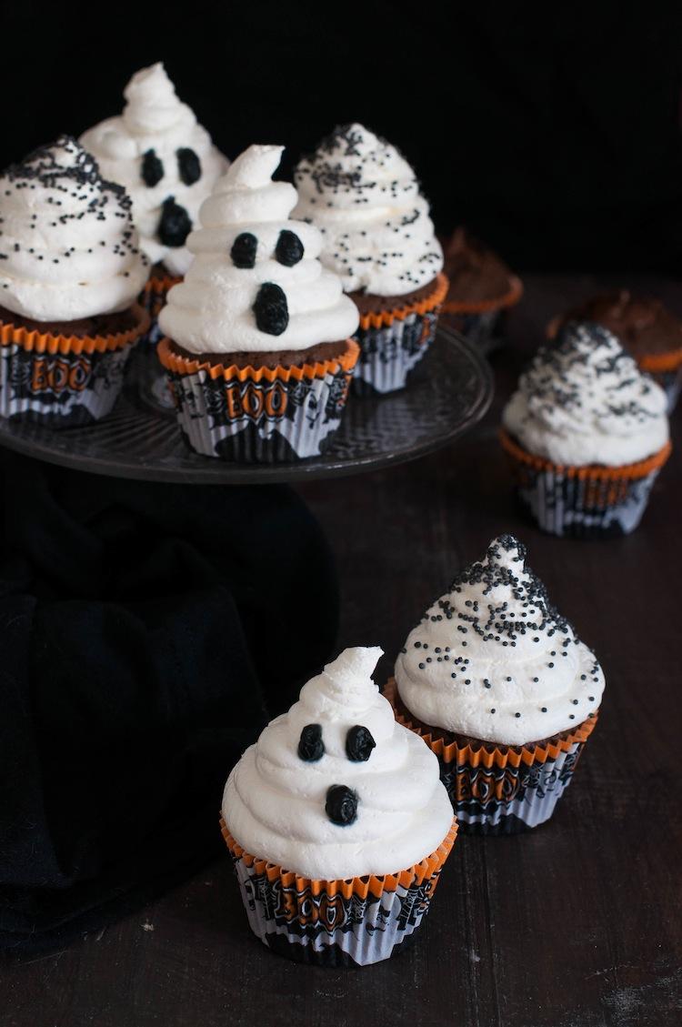 cupcakes de halloween colacao