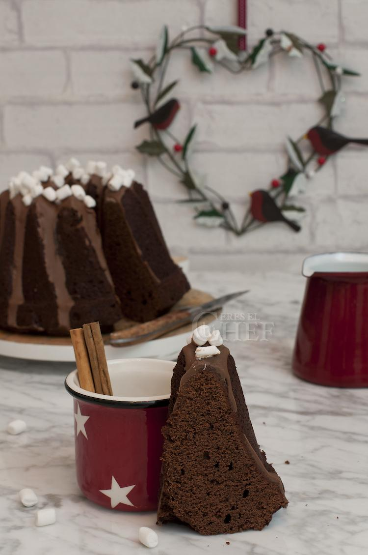 bundt-chocolate-caliente-especiado