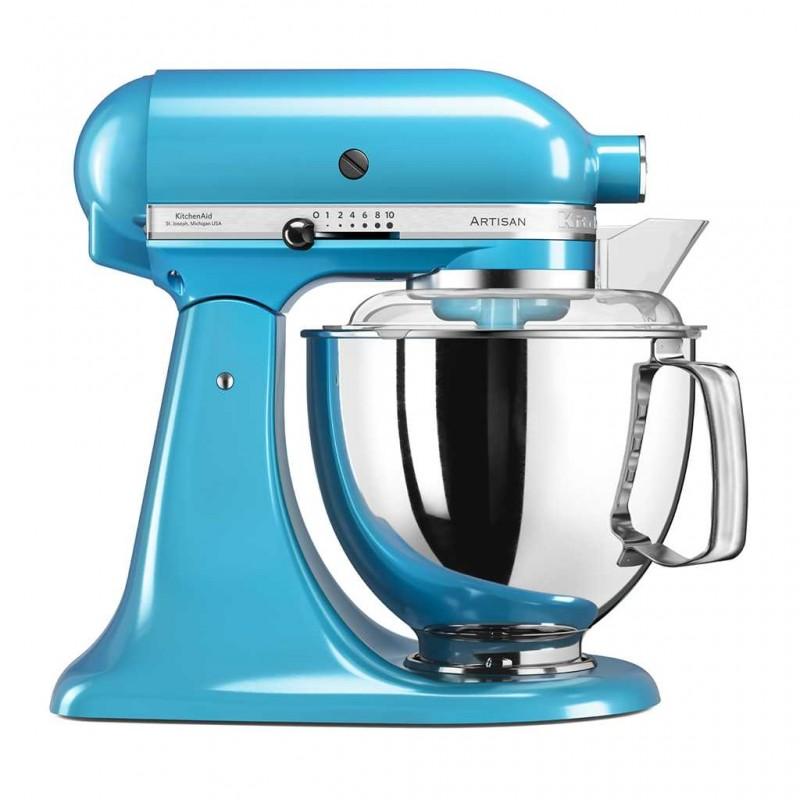robot kitchenaid artisan azul cristal. Black Bedroom Furniture Sets. Home Design Ideas