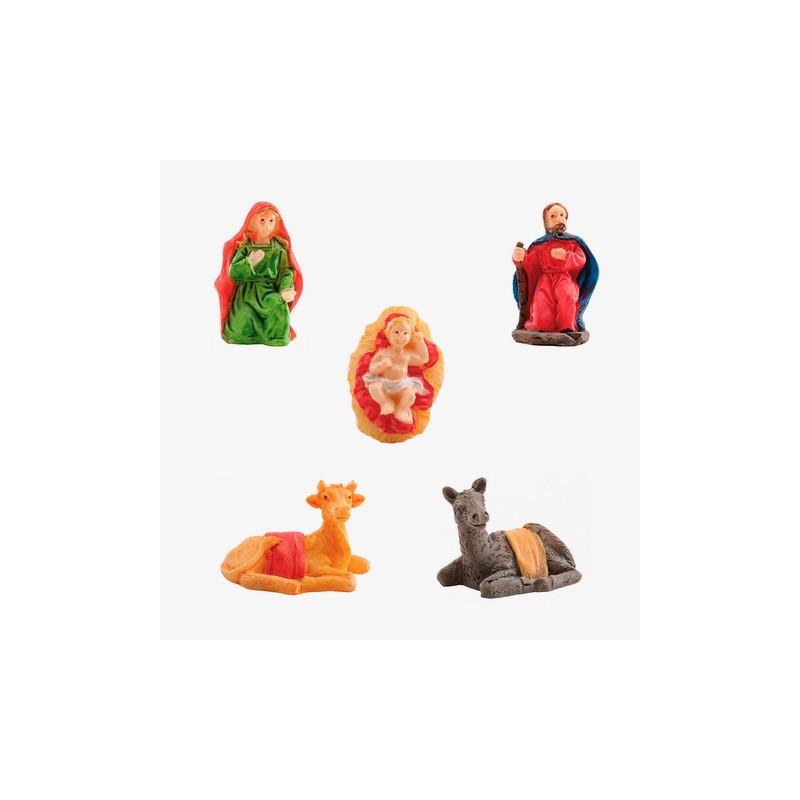 Figuritas del roscón de reyes Sorpresa-belen-para-roscon-de-reyes-belen-completo