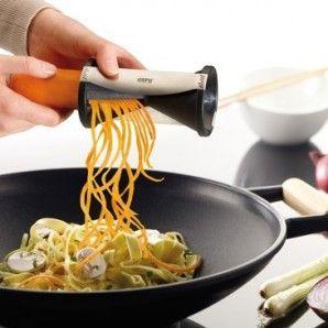 Espirilizador Spirelli Para Hacer Espaguetis De Verduras De Gefu