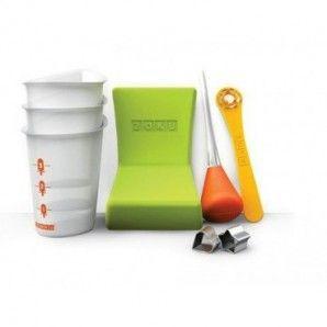 Set herramientas Zoku