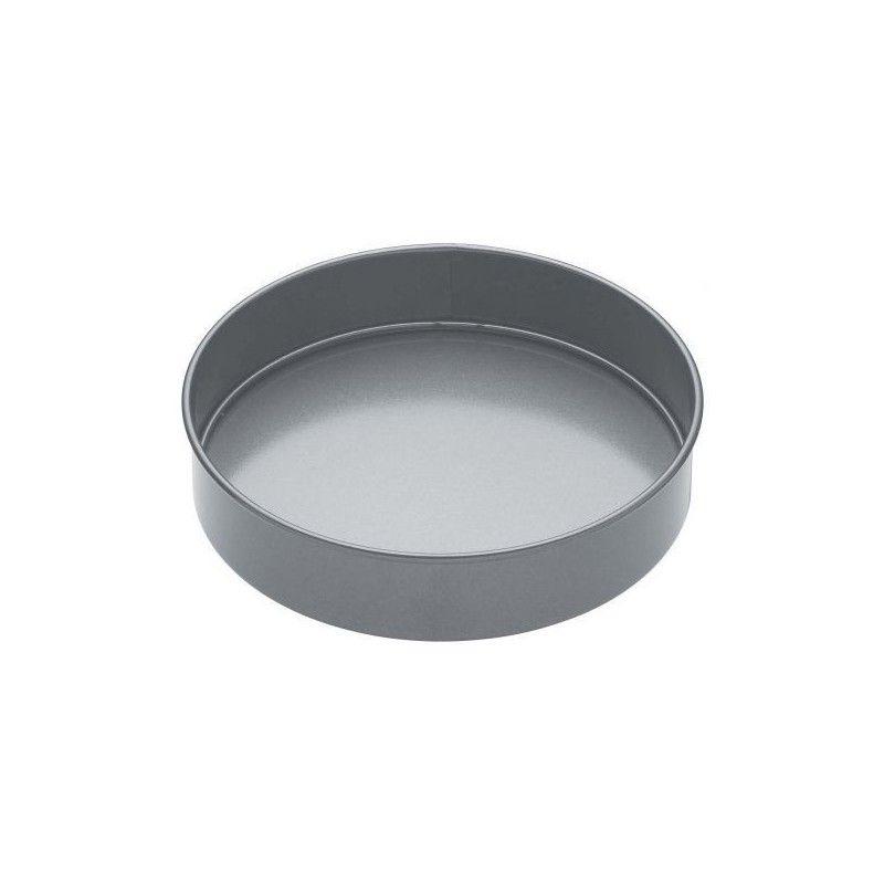 Molde redondo bajo c//base extr 20cm