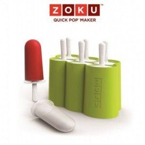 Molde helados Zoku classic pops