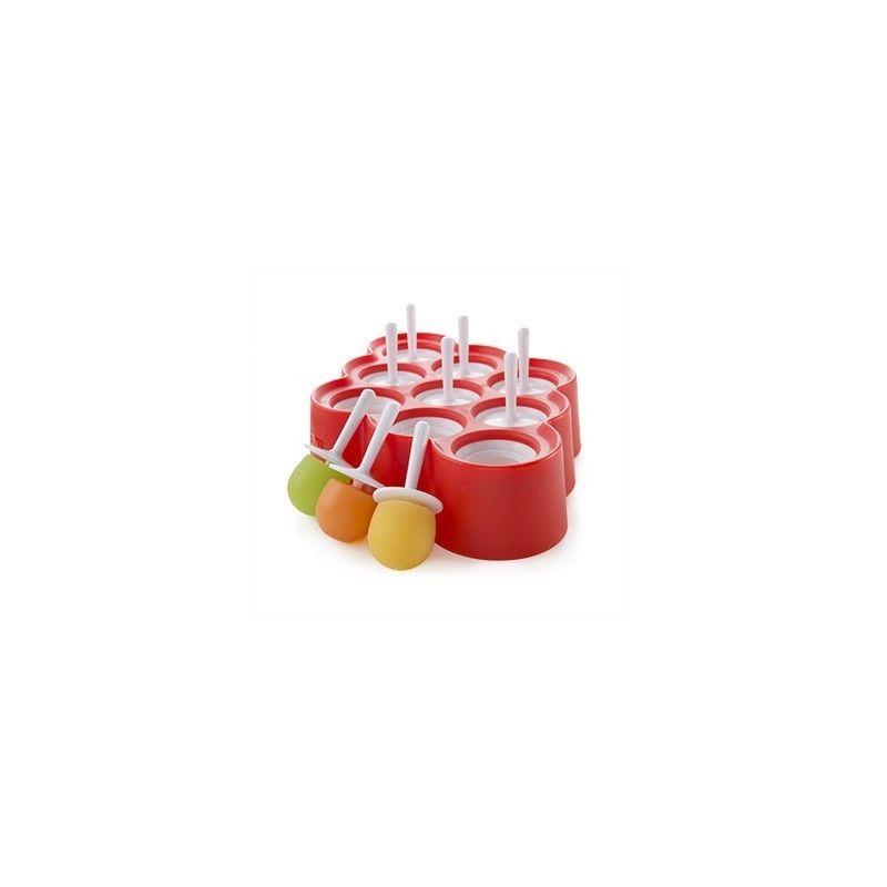 Molde helados zoku mini pops