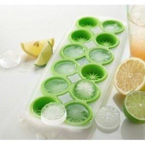 Molde hielo cítricos