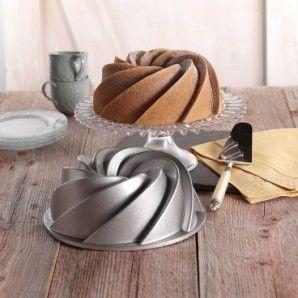 Molde bundt Heritage Nordic ware