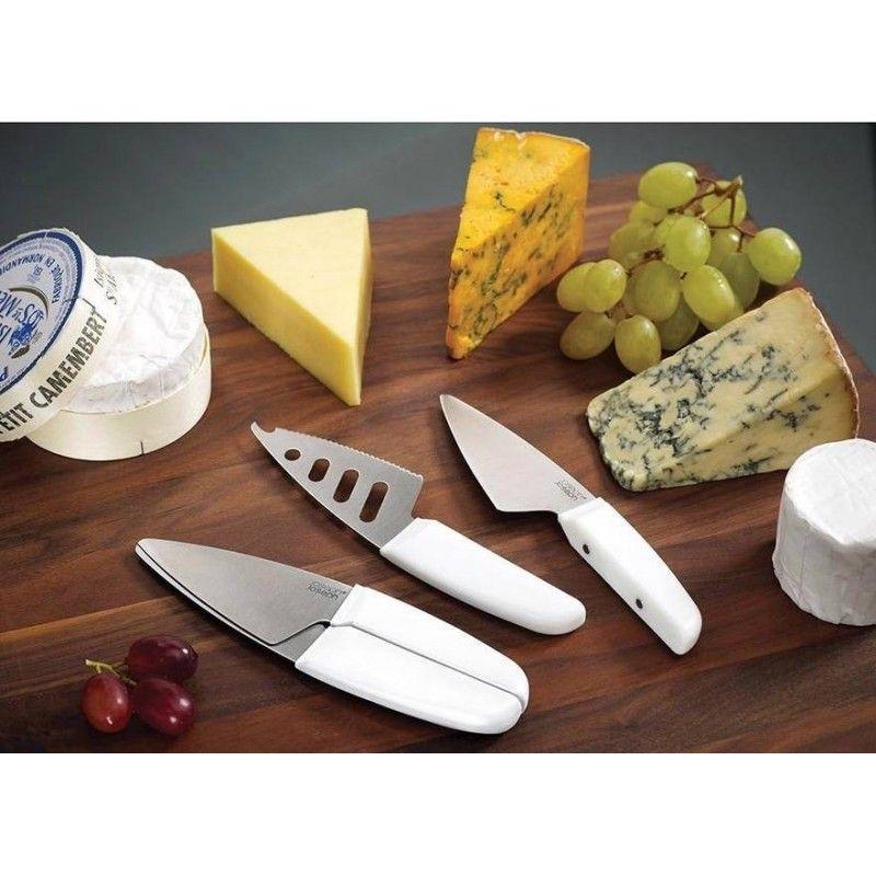Set cuchillos queso duo joseph for Cuchillo de queso