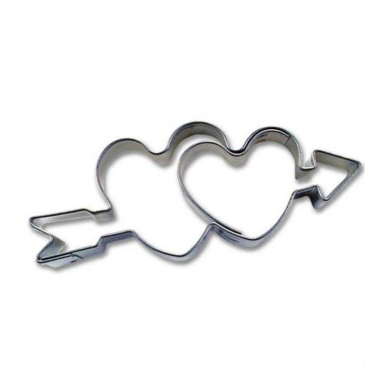 Cortador De Galletas En Forma De Corazón
