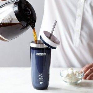 Heladera café Zoku