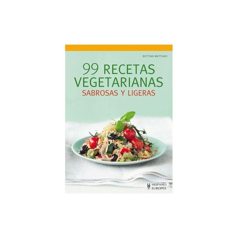 Libro 99 recetas vegetarianas for Libro cocina vegetariana