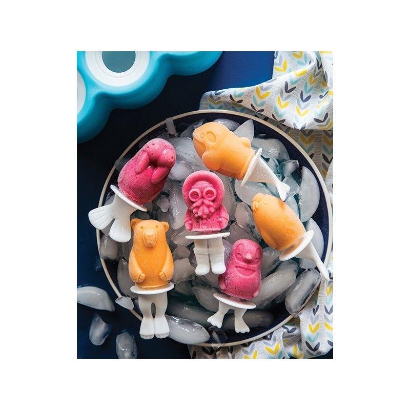 Molde helado Polar Pops Zoku
