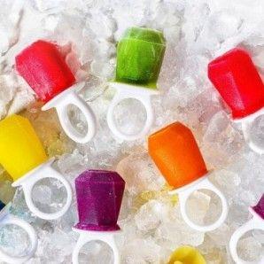 Molde helados Ring Pops de Zoku