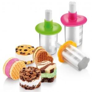 Set para sandwich helado