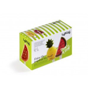 Set helados fruta tropicales Lékué