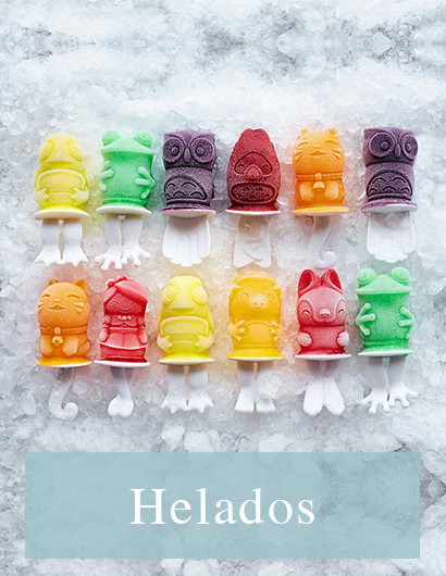 moldes para helados