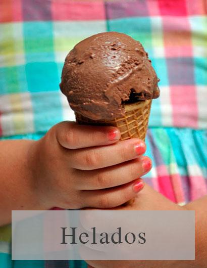 heladeras rapidas y moldes para helados e ingredientes