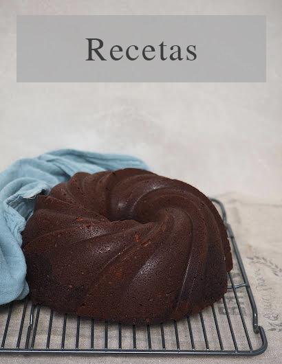 Recetas de bizcochos, galletas y cupcakes