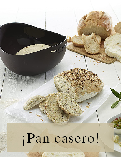 Aprende a hacer pan casero