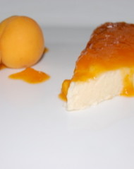 Tarta de queso clásica