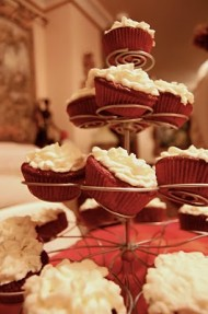 Red Velvet Cupcakes!! Feliz 2010!!