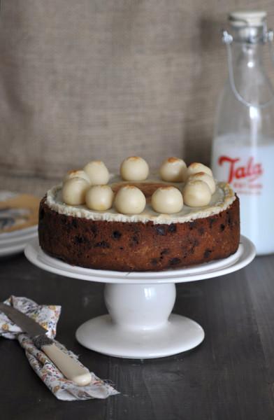 tarta de pascua entera simnel cake tu eres el chef