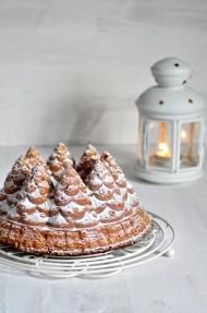 Bundt cake de vainilla (Vanilla bundt cake)