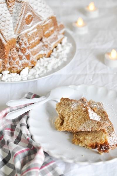 bundt cake de canela y citricos