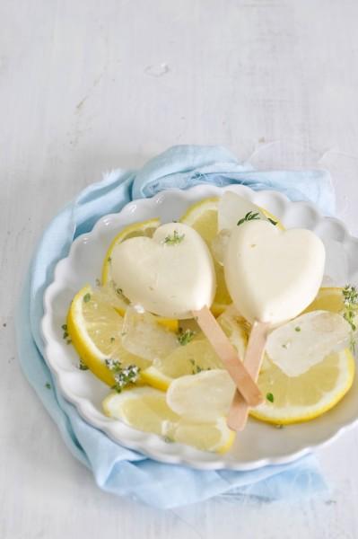 polos cremosos de limon