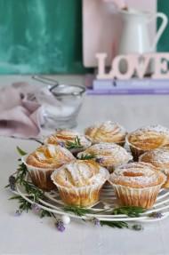 Muffins de albaricoque