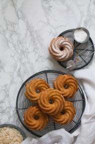 Bizcocho de almendras y naranja (marquesas)
