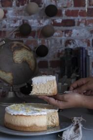 Cheesecake de limón (Donna Hay)