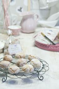 Amaretti Cookies (galletas de almendra)