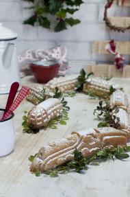 Bizcocho de avellanas (Hazelnut bundt cake)