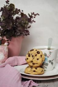 Cookies con chocolate de Levain Bakery